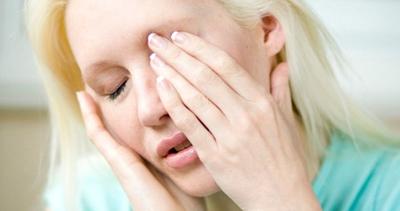 400px gözde ağrı